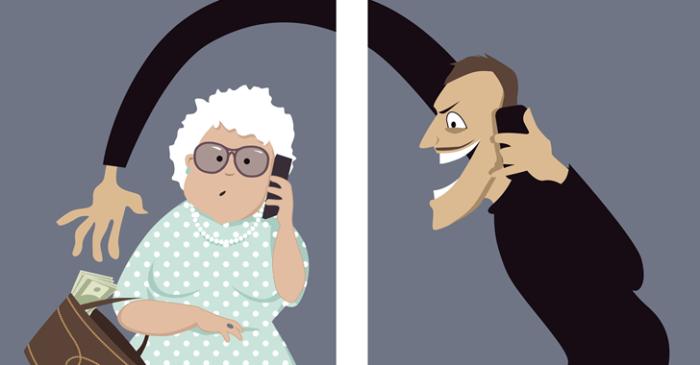 【注意しよう】光回線電話勧誘の不審・詐欺事例
